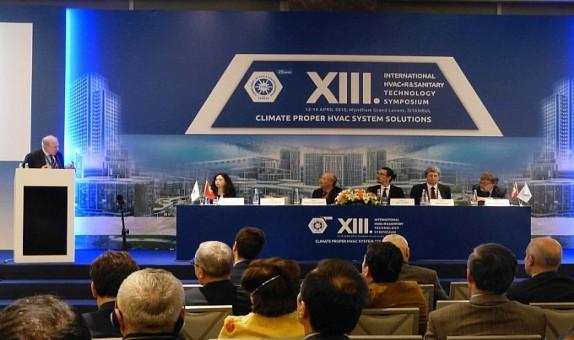 13. Uluslararası Yapıda Tesisat Teknolojisi Sempozyumu Düzenlendi