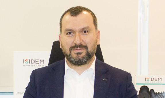 ISIDEM Yalıtım Genel Müdürü Murat Erenoğlu: