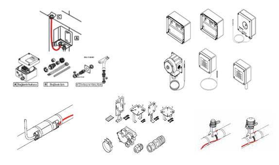 Isıl İzleme (Heat Trace) Uygulamalarında Tasarım Esasları ve Hesaplamalar