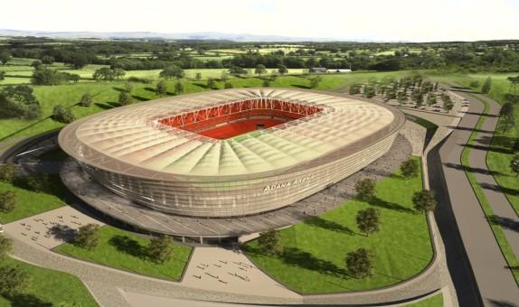 Adana Stadyumu'nun Tercihi FORM Oldu