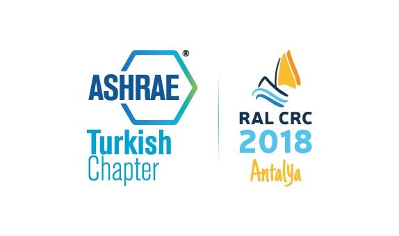 ASHRAE RAL CRC 2018 Geniş Bölge Toplantısı Antalya'da yapılacak