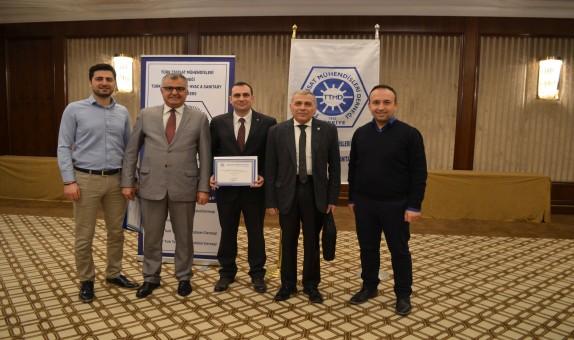 ALDAĞ A.Ş. TTMD Eğitim Seminerleri Programını Destekliyor