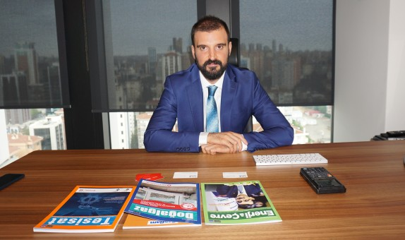 Danfoss İş Geliştirme ve İran, Azerbaycan Satış Müdürü Murat Erdoğan:  'Enerjide Alternatif Çözüm: Bölgesel Isıtma'