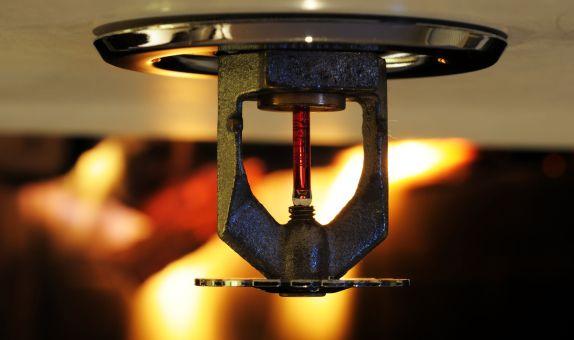Depolama Alanlarında ESFR Sprinkler Sistemleri
