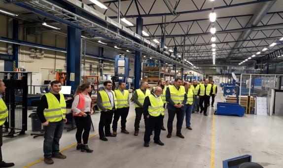Systemair HSK İş Ortaklarını İsveç'te Ağırladı