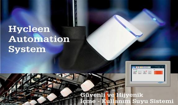 Hycleen Automation System ile Lejyoner Hastalığının Bir Adım Önüne Geçin