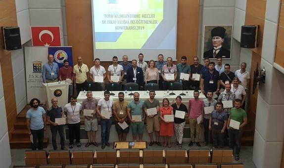 15. Ulusal İKS Eğitmenleri Konferansı, İklimlendirme Başlığıyla Düzenlendi