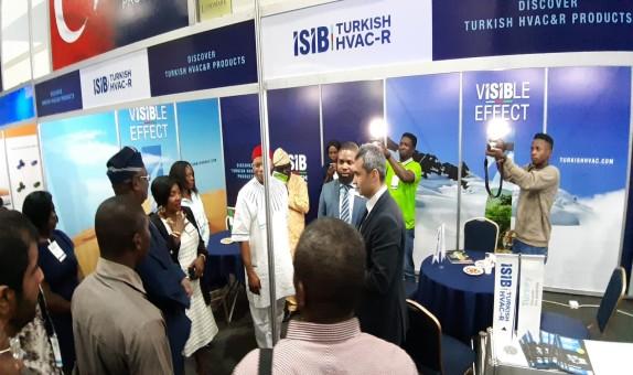İSİB, Afrika Pazarlarında Emin Adımlarla İlerliyor