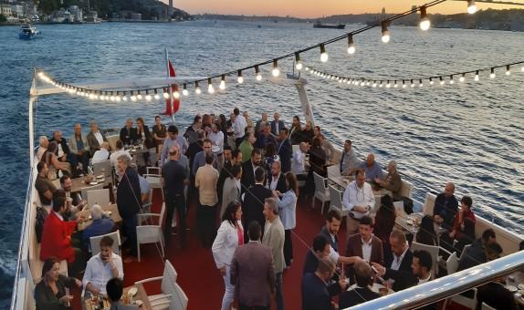 Geleneksel Boğaziçi Buluşması TTMD İstanbul Temsilciliği Ev Sahipliğinde Gerçekleşti