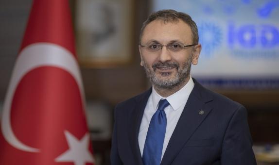 """Dr. Mithat Bülent Özmen: """"İGDAŞ Depreme Hazır Kurumların En Başında Geliyor"""" class="""