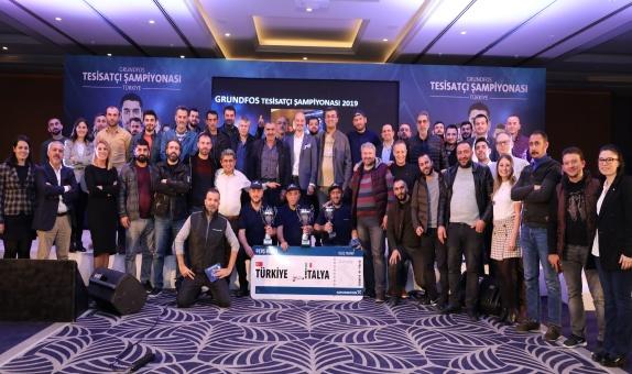 Grundfos'un Tesisatçı Şampiyonası'nda Ülkemizi Temsil Edecek İsim Belli Oldu