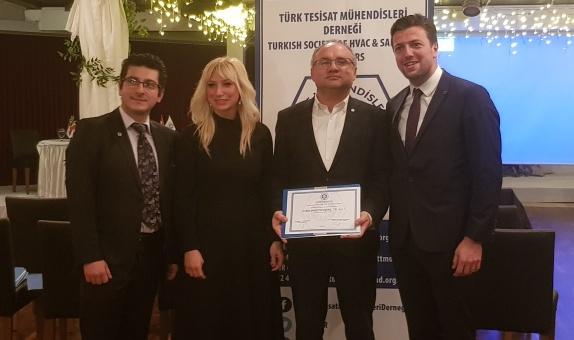 TTMD'den Form'a Anlamlı Ödül