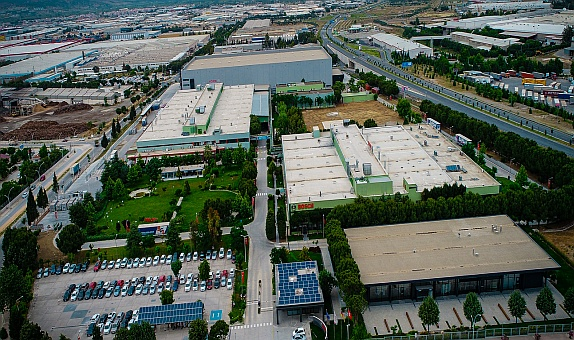 Bosch Termoteknik Manisa Ar-Ge Merkezi