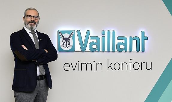 """Vaillant Group Türkiye Satıştan Sorumlu Genel Müdür Yardımcısı Erol Kayaoğlu: """"Yeni Yapılanma ile Markalarımız Arası Sinerjiyi Artıracağız"""""""