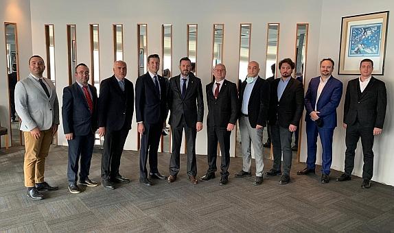ESSİAD'ın Yeni Dönem Yönetim Kurulu Başkanı Can İşbilen Oldu