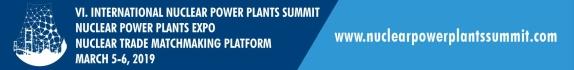 VI. INTERNATIONAL NUCLEAR POWER PLANTS SUMMIT