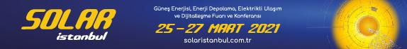 SOLAR İSTANBUL 2021