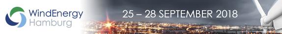 WindEnergy Hamburg | 25-28 September 2018