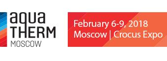 Aquatherm Moskova | 6-9 Şubat 2017, Crocus Expo - Moskova / Rusya