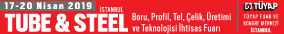 TUBE & STEEL Boru, Profil, Çelik, Üretimi ve Teknolojisi İhtisas Fuarı
