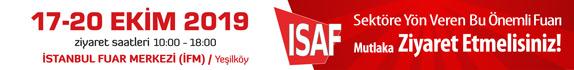 ISAF 2019